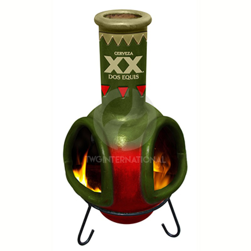 Custom Chiminea