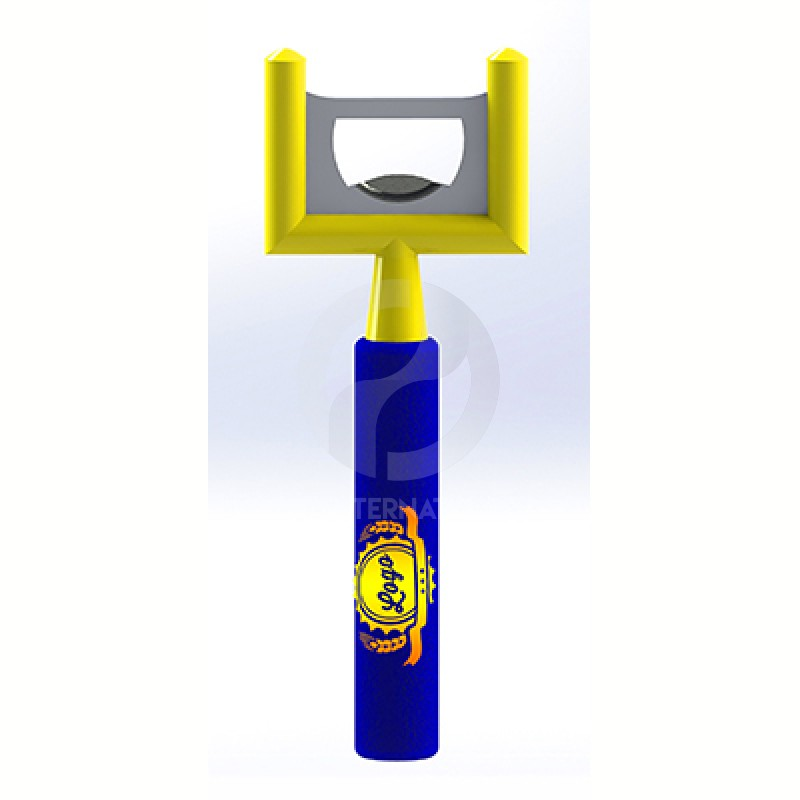 Football Uprights Bottle Opener
