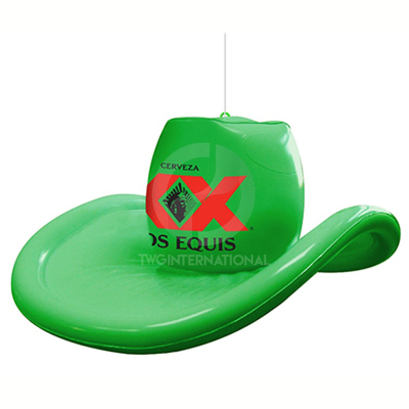 Inflatable Hat Dangler
