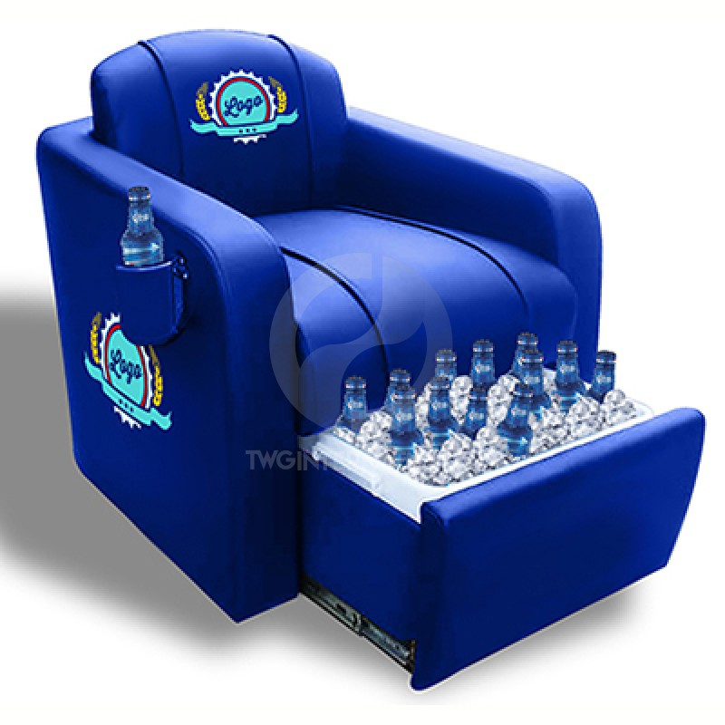 Pullout Cooler Chair