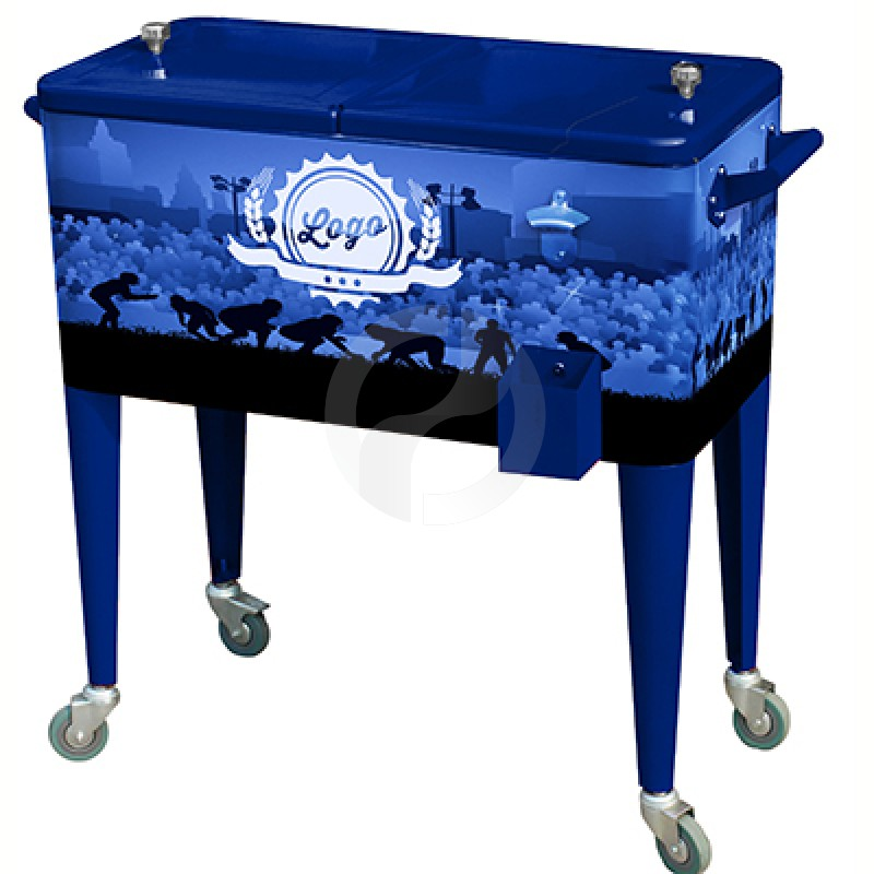 Rolling Cooler Cart coolers /